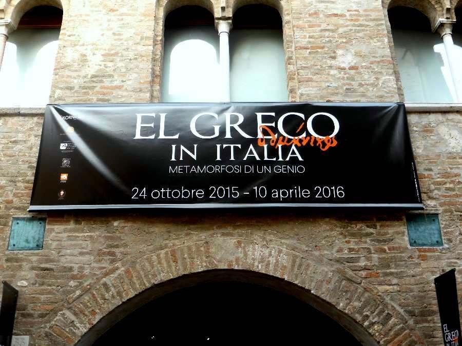 Miniatura per l'articolo intitolato:Ca'dei Carraresi, la nuova casa di El Greco