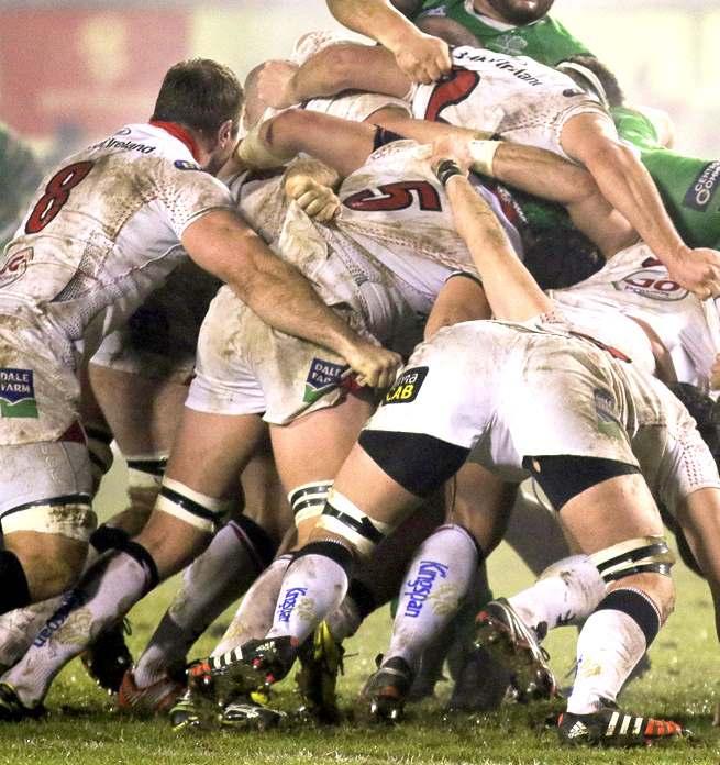Miniatura per l'articolo intitolato:I Leoni continuano a non ruggire, il Benetton Rugby ancora sconfitto (13-32)