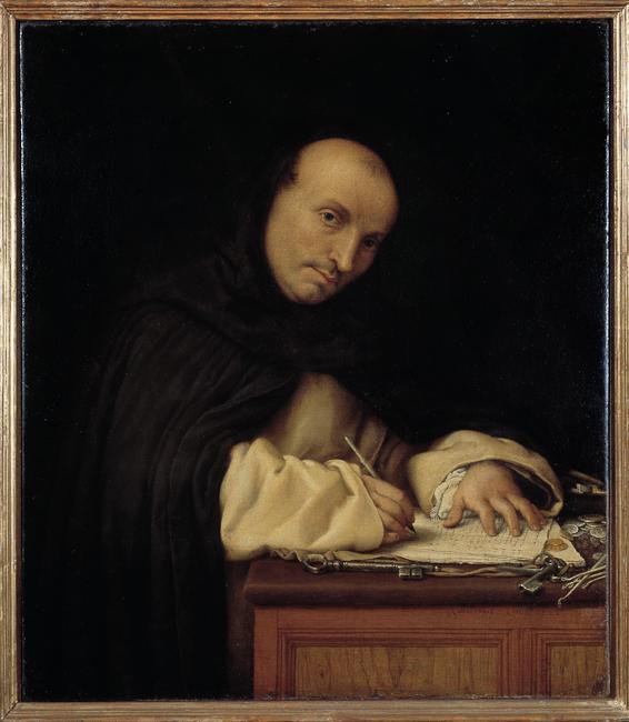 """Miniatura per l'articolo intitolato:Il """"Ritratto di frate domenicano"""" del Museo di Santa Caterina all'Esposizione di Milano"""
