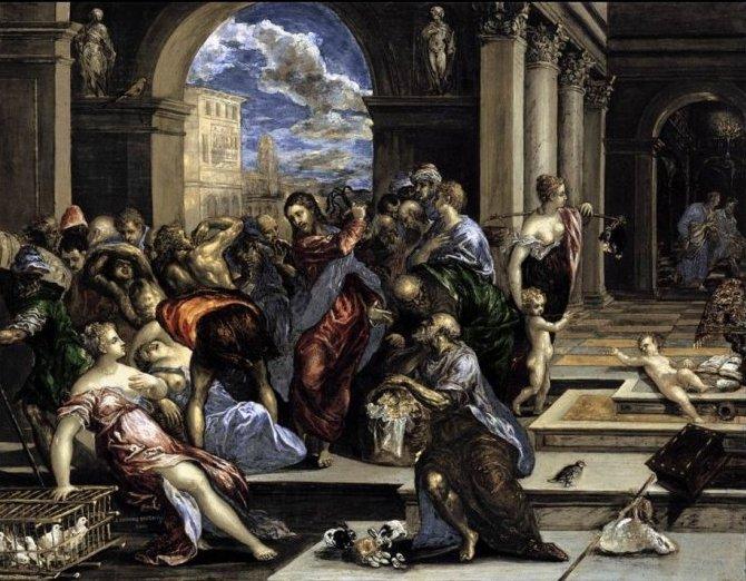 Miniatura per l'articolo intitolato:A Ca' dei Carraresi in autunno i capolavori di El Greco